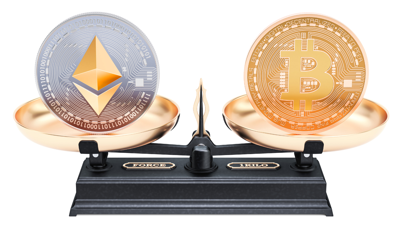 Cumulative Ethereum Transaction Fees in 2020 Supersede Bitcoin's by a Long Shot